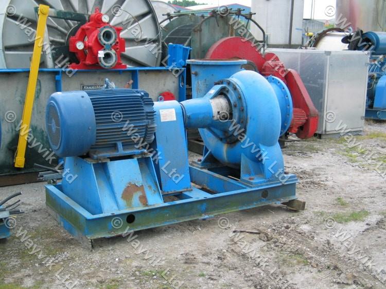 Ingersoll Dresser ME500-500 Cast Iron Centrifugal Pump